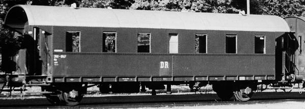 Brawa 46714 - Passenger Coach Bi