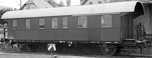 Brawa 46724 - Passenger Coach ABih