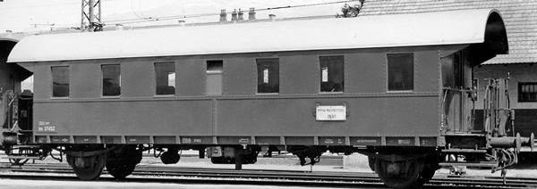 Brawa 46725 - Passenger Coach Bih