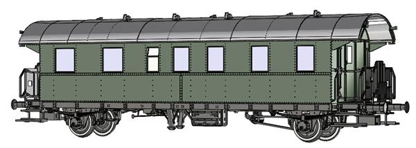 Brawa 46729 - Passenger Coach BCi-28