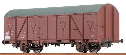 Brawa 47253 - German Freight Car Gbs245 of the DR