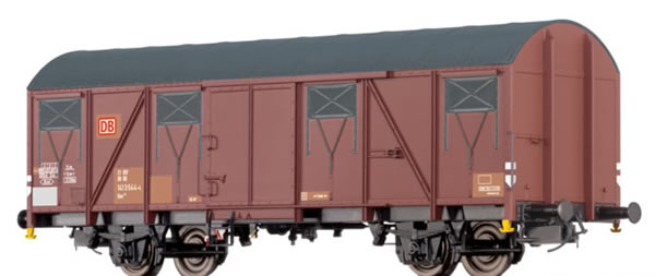 Brawa 47263 - German Covered Goods Wagon Gos 253 of the DB-AG