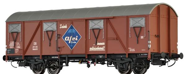 Brawa 47272 - Covered Freight Car Glmhs 50 Afri Cola