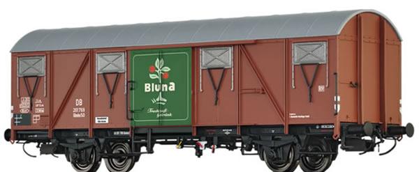 Brawa 47273 - Covered Freight Car Glmhs 50  Bluna