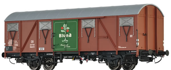 Brawa 47273 - Covered Freight Car Glmhs 50  Bluna