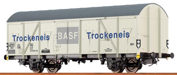 Brawa 47275 - German Freight Car of the DB