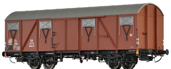 Brawa 47277 - Covered Freight Car Glmehs 50