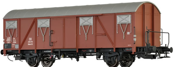 Brawa 47278 - Covered Freight Car Glmhs 50