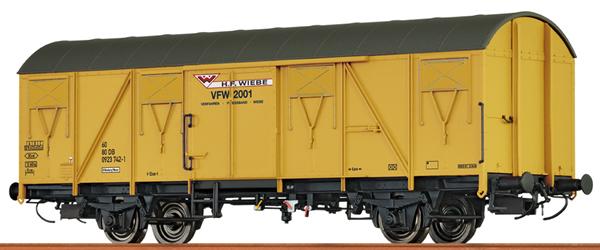 Brawa 47284 - German Box Car Wiebe
