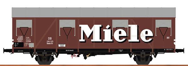 Brawa 47285 - German Box Car Miele of the DB