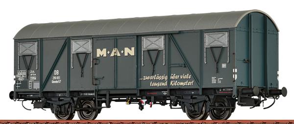 Brawa 47292 - Freight Car Glmmhs 57