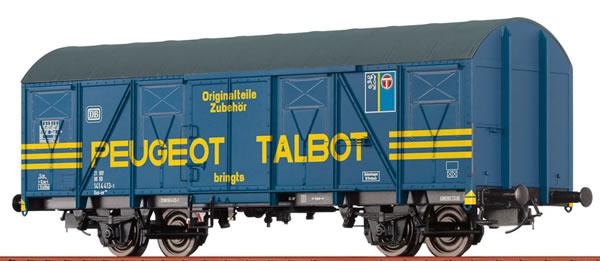 Brawa 47295 - German Covered Freight Car Gos-uv 253 Peugeot Talbot