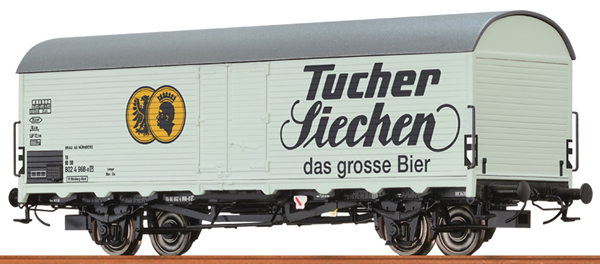 Brawa 47605 - German Beer Car Tucher of the DB