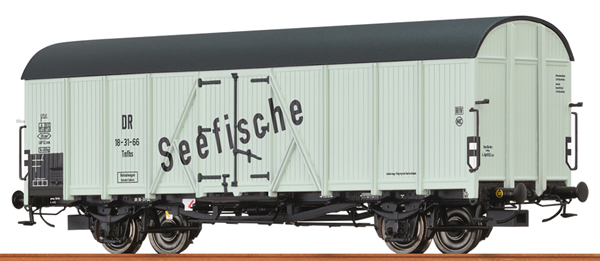 Brawa 47609 - German Reefer Car Seefische