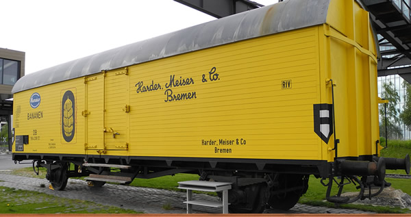 Brawa 47610 - German Reefer Car HAMEICO of the DB
