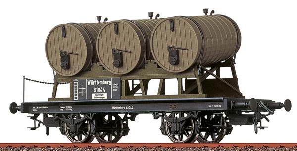 Brawa 47723 - Freight Car Dienstwagen