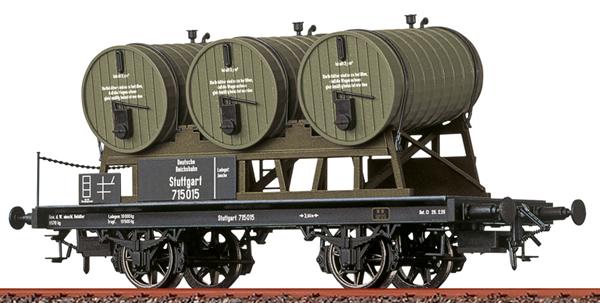 Brawa 47724 - Freight Car Dienstwagen
