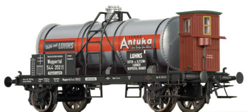 Brawa 47850 - German Tank Car K2 of the DRG