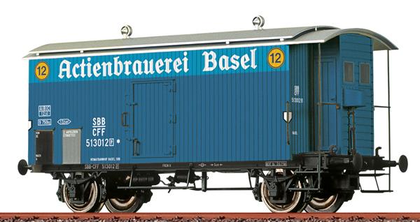 Brawa 47878 - Freight Car K2  Actienbrauerei