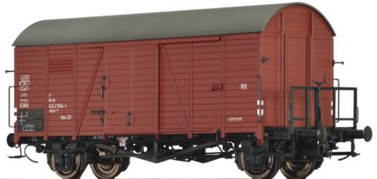 Brawa 47951 - German Covered Goods Wagon Gklm200 of the DB