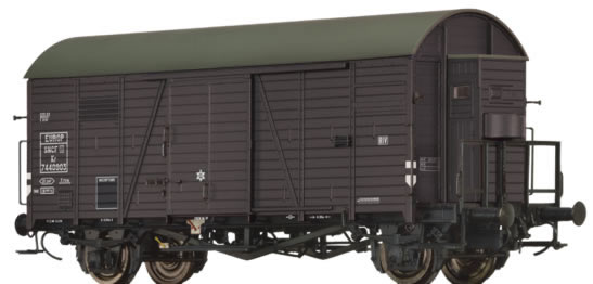 Brawa 47953 - French Covered Goods Wagon Kr of the SNCF
