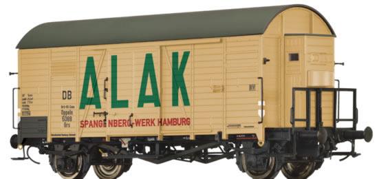 Brawa 47956 - German Freight Car Gms30 mHB of the DB