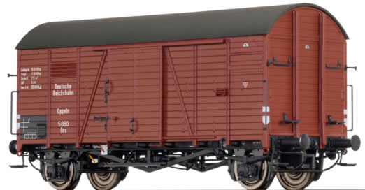 Brawa 47957 - German Freight Car Grs of the DRG