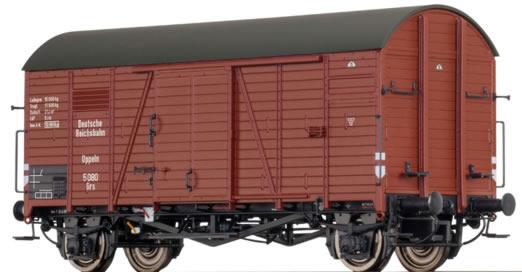 Brawa 47957 - German Freight Car Grs of the DRG