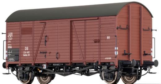 Brawa 47958 - German Freight Car Gmhhs 30 of the DB