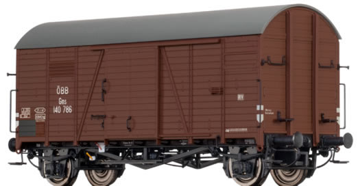 Brawa 47962 - Austrian Covered Goods Car Gms of the OBB