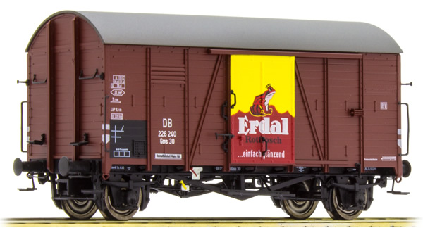 Brawa 47964 - Covered freight car Gms 30 Erdal