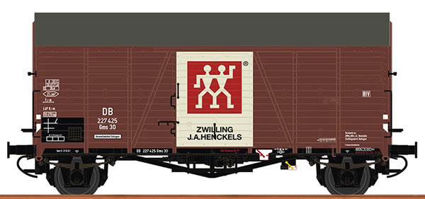 Brawa 47975 - German Freight Car of the DB