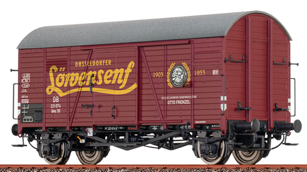 Brawa 47984 - Freight Car Gms 30 Löwensenf