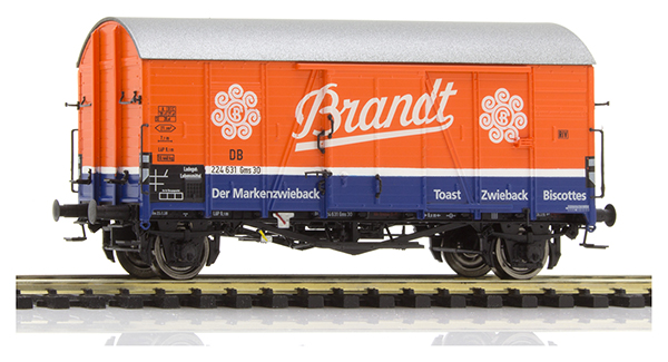 Brawa 47985 - Freight Car Gms 30 Brandt