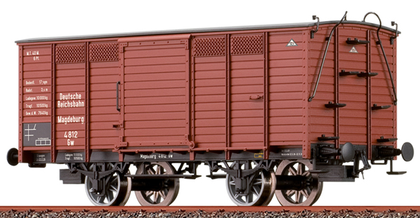 Brawa 48033 - Freight Car GW
