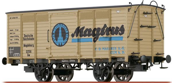 Brawa 48037 - Freight Car Gw Magirus