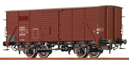 Brawa 48263 - H0 Freight Car Lw SNCF, III
