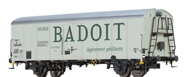 Brawa 48348 - French Refrigerator Car IF EVIAN & BADOIT