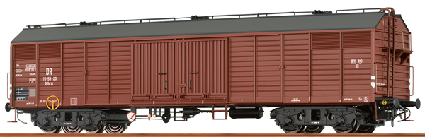 Brawa 48393 - German Freight Car GGHRSZ of the DR