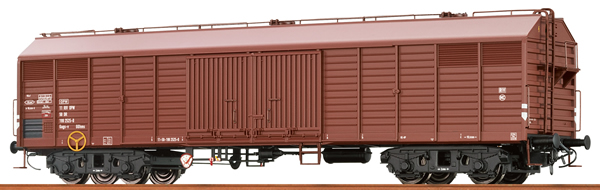Brawa 48394 - German Covered Freight Car GAGS of the DR