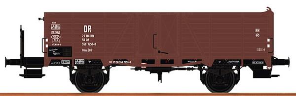 Brawa 48437 - German Open Gondola OMU of the DR