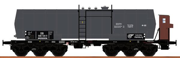Brawa 48535 - German Tank Car ZZD VTG of the DB