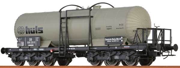 Brawa 48538 - German Tank Car ZZD Hüls of the DB