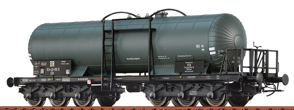 Brawa 48546 - Tank Car ZZd [P] Farbenfabrik