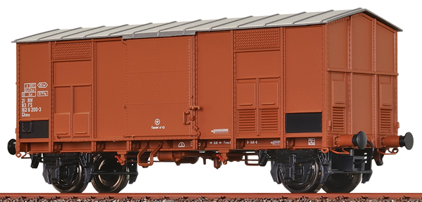 Brawa 48570 - Freight Car Ghms