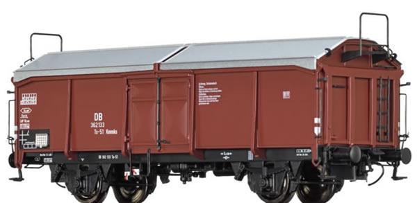 Brawa 48627 - Covered Freight Car Ts-51 Kmmks