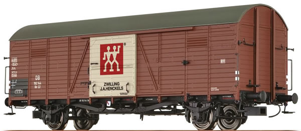 Brawa 48719 - Covered Freight Car Glr22 Zwilling