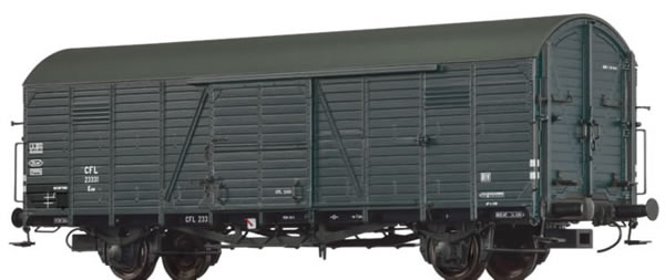 Brawa 48721 - Covered Freight Car Kuw
