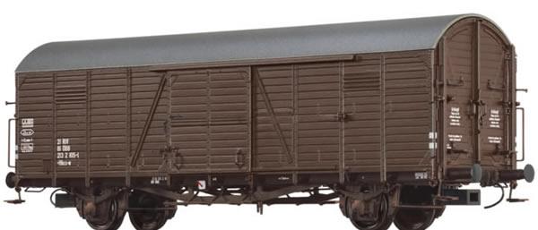 Brawa 48722 - Covered Freight Car Hbcs-w