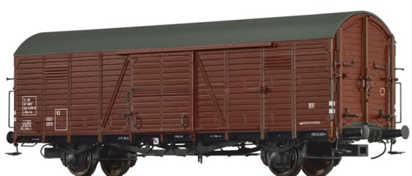 Brawa 48723 - Covered Freight Car Hbcs